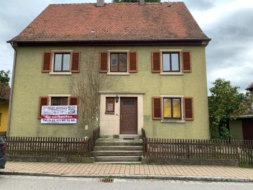 Gebsattel - Altes Anwesen mit Geschichte in der Nähe von Rothenburg ob der Tauber ...