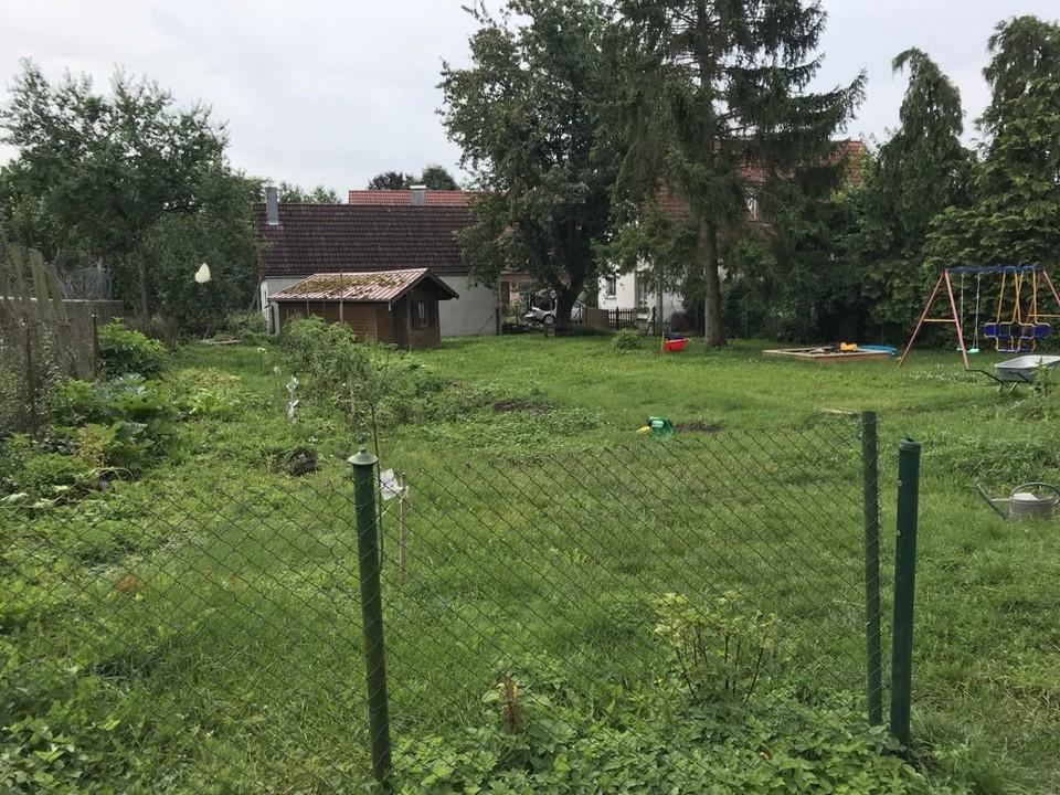 Gebsattel - Baugrundstück mit Altbestand in der Nähe von Rothenburg ob der Tauber